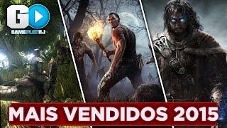TOP 25 Jogos mais vendidos para PC no BRASIL em 2015