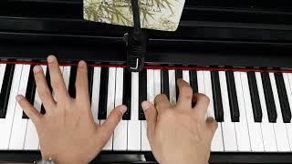 Hướng dẫn 芒種 - 音闕詩聽 MANG CHỦNG - Âm Khuyết Thi Thính | Piano easy | Đinh Công Tú