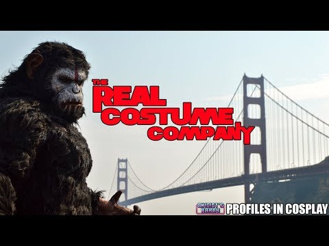 Caesar The Ape COSPLAY! The Real Costume Company (An Idiot's Array Presents: Profiles In Cosplay)