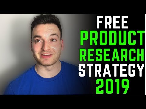 FREE Shopify Product Research Strategy To Find WINNING Dropshipping Products thumbnail