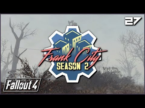 Frank City | Fallout 4 Sim Settlements [Modded] Episode 27