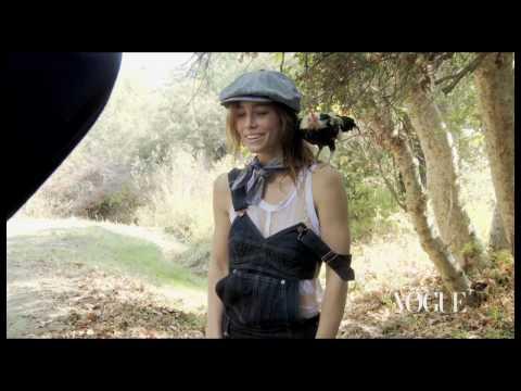 Vogue Diaries: Jessica Biel