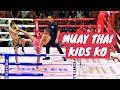 Epic Muay Thai Kids Ko Fight