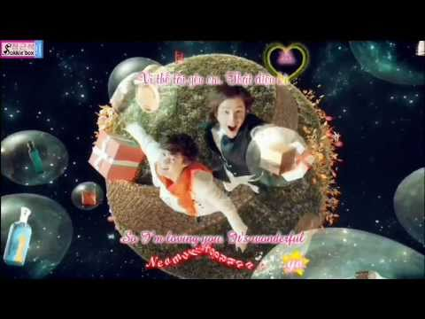 Lotte Duty free_Jang Keun Suk cut_So I'm loving you[ENGLISH+VIET+HAN+ROM+KARAOKE]
