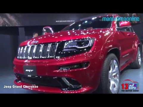Jeep Grand Cherokee | Auto Expo 2016 | Manorama Online
