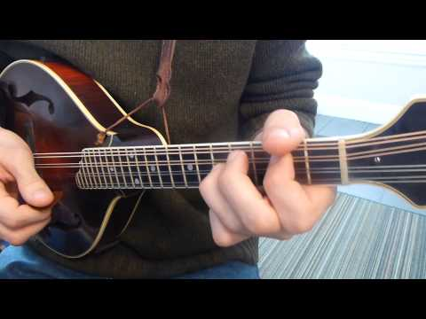 Blackberry Blossom (with Tabs) - Mandolin Lesson