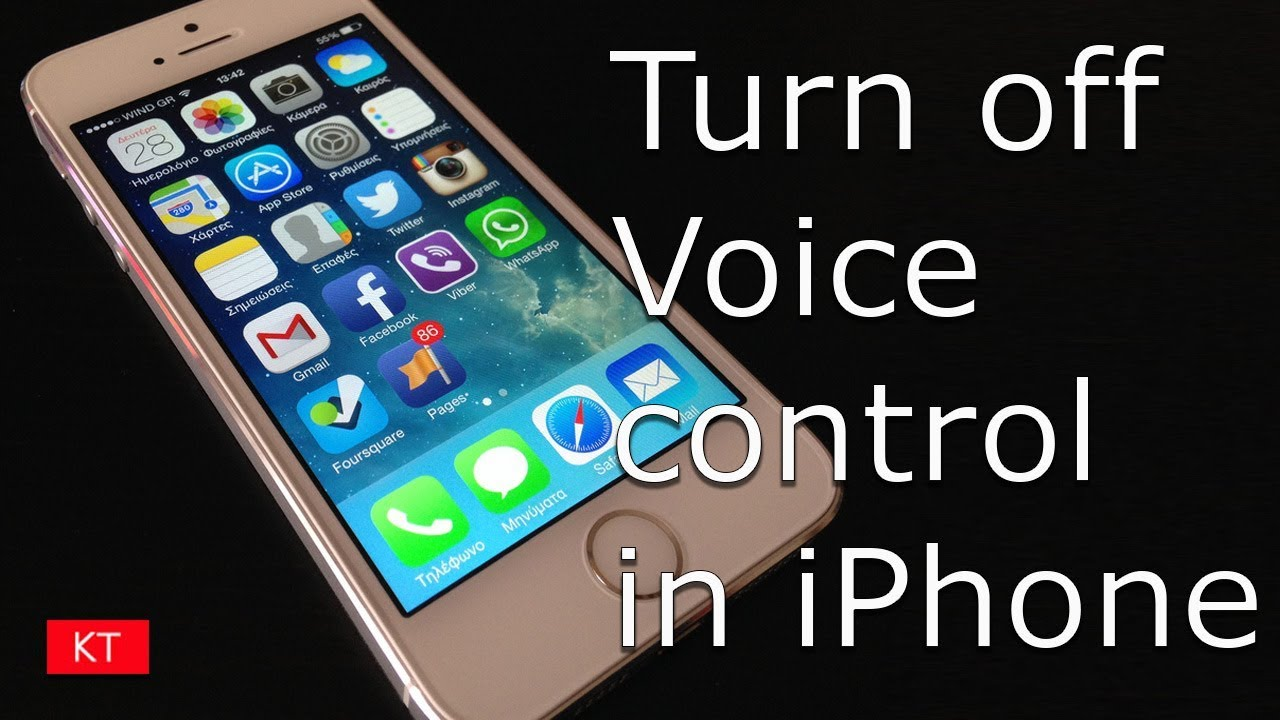 turn off voice control iphone 5 how to turn voice in iphone 5 5s 6 6s 7 7s 19517