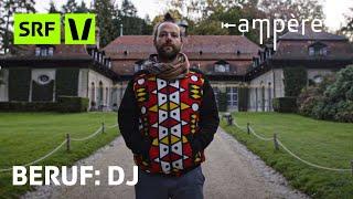 Wie kann man von elektronischer Musik leben? Mit Basler DJ Dandara   Ampère   SRF Virus