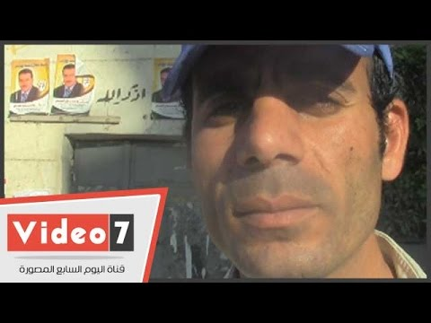 اليوم السابع : بالفيديو..مواطن يطالب وزير التعليم بإنشاء مدرسة فى