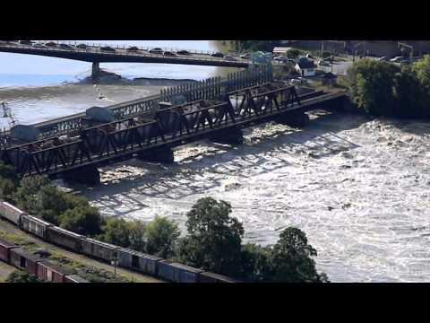 Bellows Falls, VT After Hurricane Irene