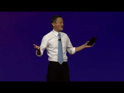 Jack Ma Keynote Speech at Gateway Canada