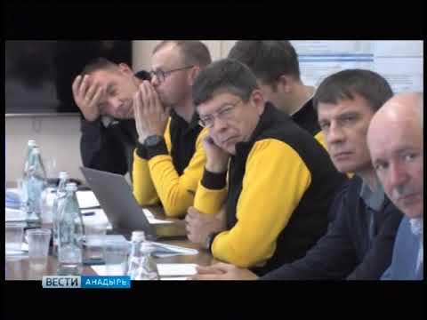 Строительство береговых сооружений для ПАТЭС проверила комиссия в Певеке