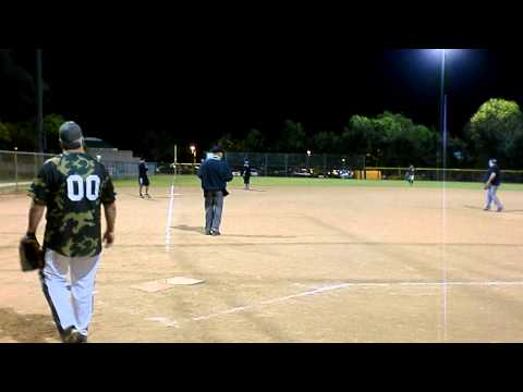 Quentin Blackford Hits a Car with a Homerun OUT! 3-7-12