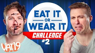 Would You Chew USED Gum? | Eat It or Wear It Challenge #2