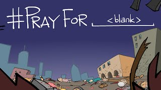 Pray for Blank
