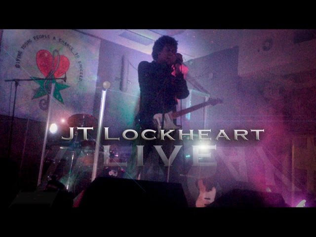JT Lockheart - They Say Live 8/16/14