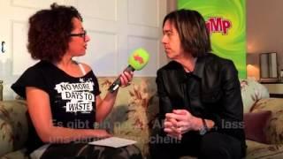 Per Gessle [Roxette] Interview - JUMP ['15]