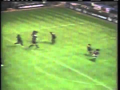 Aston Villa 1-2  Manchester United 1993 English Premier League