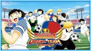 Brasileiro em Captain Tsubasa: Dream Team - DGDC DROPS