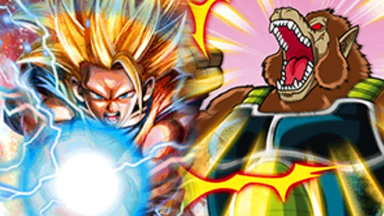 March Of The Great Apes Ssj3 Goku Great Ape Deck
