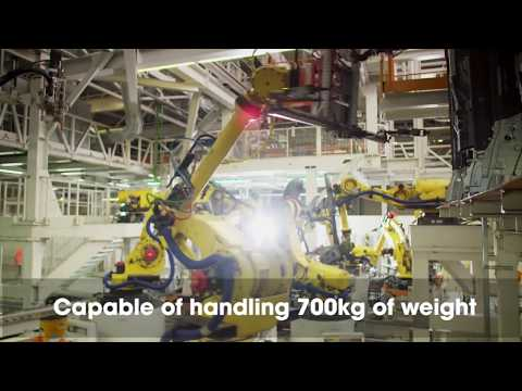 SEAT - Dancing Robots assemble cars in just 68 seconds to classical music