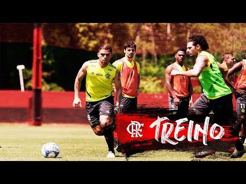 Flamengo Faz O último Treino Antes De Enfrentar O Americano