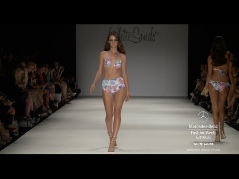 WHITE SANDS - MERCEDES-BENZ FASHION WEEK AUSTRALIA SPRING SUMMER 2013/2014 COLLECTIONS