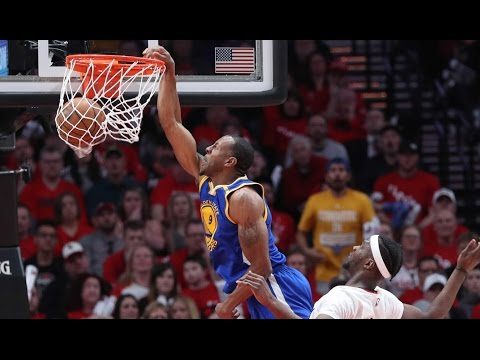 2017 NBA Awards: Sixth Man Nominee: Andre Iguodala