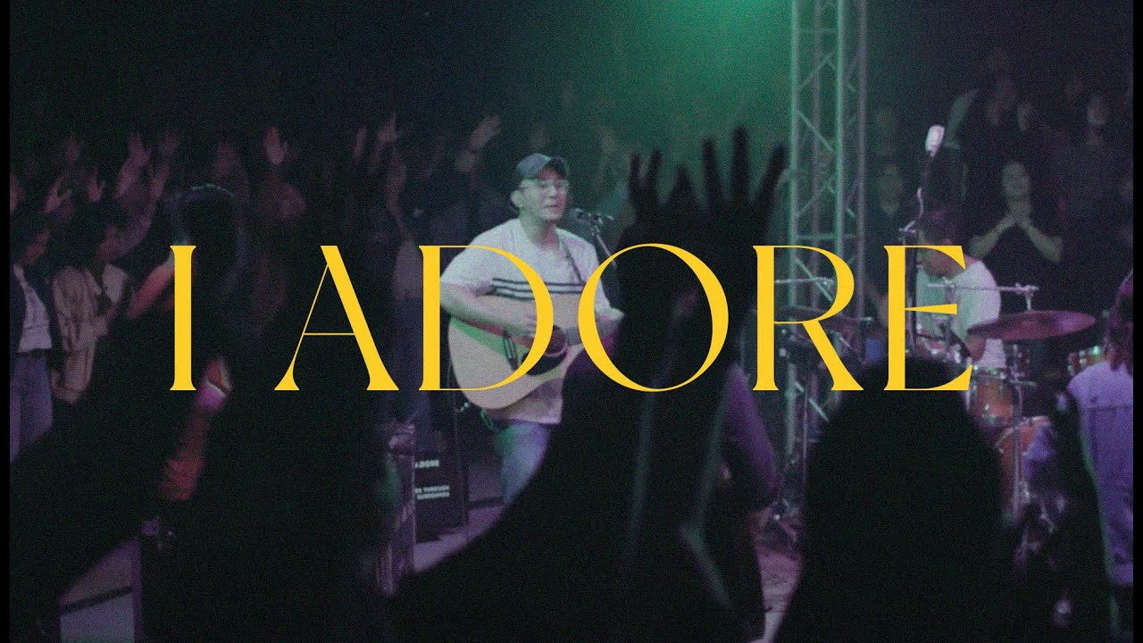 I ADORE - Victory Worship | Official Music-Lyric Video