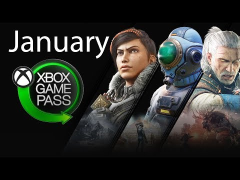 Xbox Game Pass January 2020 Games Suggestions And Additions