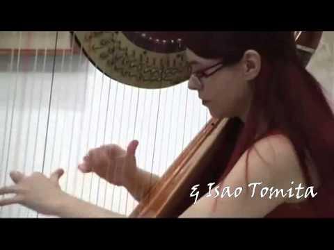 Tomita & Thomas Labe - Piano & Elena Shumanovska - Harp