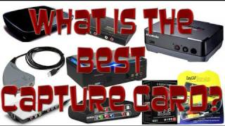 What Capture Card is Best? Game Recorder Comparison Guide!