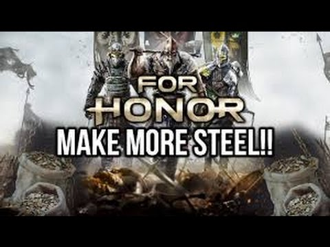 For Honor- True XP/Steel Farm