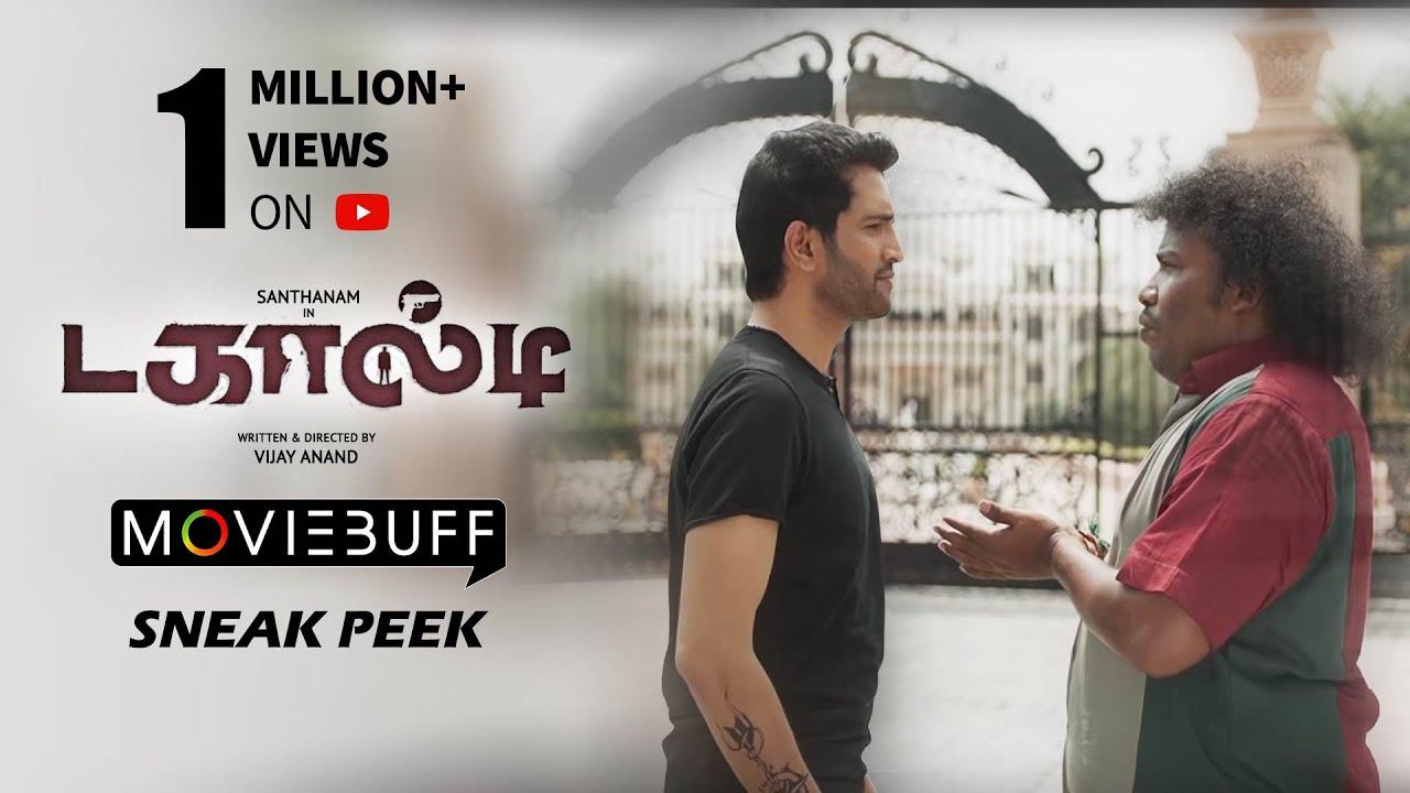 Dackalti - Moviebuff Sneak Peek  | Santhanam, Ritika Sen, Yogi Babu | Vijay Anand