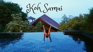 Koh Samui Vlog, Day 1  Best Pool Villa Resort in Koh Samui and Beautiful Airport + Tips #mjvlogs31