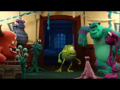 Monsters University – Teaser Trailer Ufficiale HD ITA (AlwaysCinema)