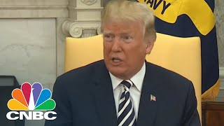 President Donald Trump: Iran Will Have Bigger Problems If They Restart Nuclear Program | CNBC