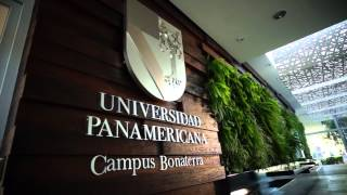 Video Institucional Universidad Panamericana