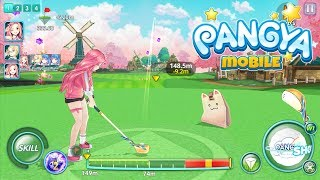 wew PANGYA! | Pangya Mobile [ID] Android Golf Fantasy (Indonesia)