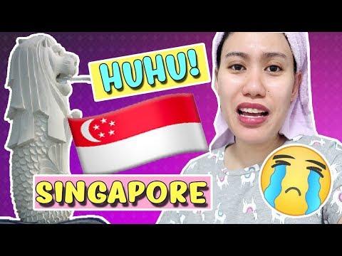NA INVITE PAPUNTANG SINGAPORE PERO . . . 😭 💜 Purpleheiress Vlogs