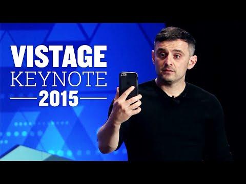 Gary Vaynerchuk Vistage Keynote | 2015
