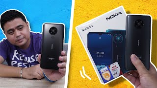 Nokia Is Back..!! Unboxing Nokia 5.3 Indonesia Yang Serba Nanggung
