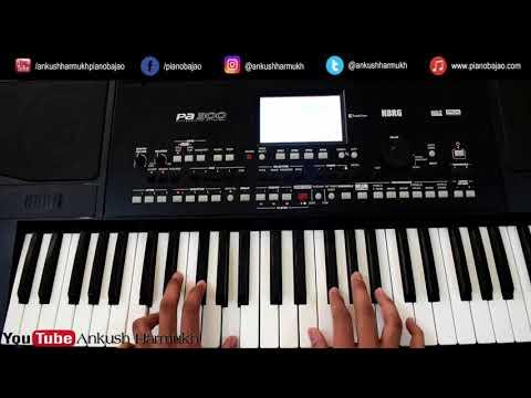 Soch Na Sake ( Piano Tutorial ) Airlift | Pianobajao