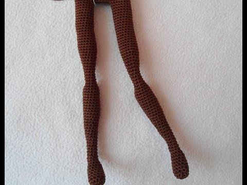 Alex the guitar boy realistic body male doll Amigurumi crochet ... | 360x480