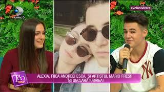 Teo Show (18.06.2018) - Alexia, fiica Andreei Esca isi declara iubirea! Partea 2