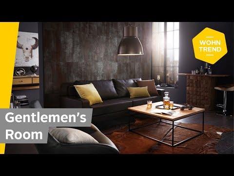 Tipps und Tricks für ein stilvolles Herrenzimmer (Gentlemen's Room) | Roombeez – powered by OTTO