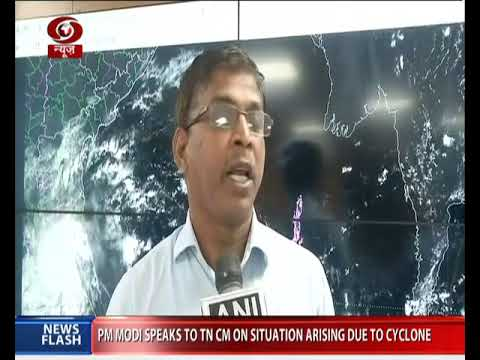 Cyclone Gaja claims at least 13 lives