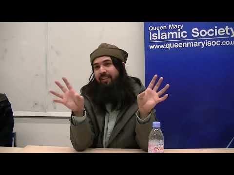 Q&A Session- Tradional Islam [QM ISOC]