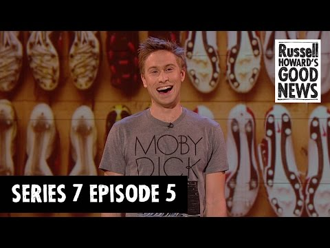 Russell Howard's Good News - Series 7, Episode 5