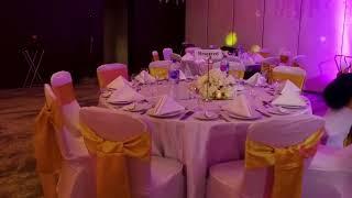 Weddings Setups @Salah ElDin Ballroom & Ivory Ballroom